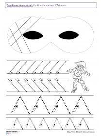 Graphisme de Carnaval