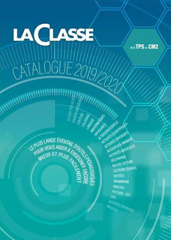 Le catalogue 2019-2020 des Editions La Classe