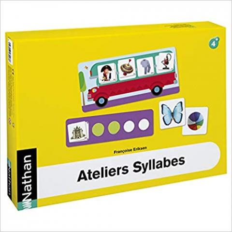 Ateliers syllabes