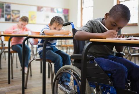 Parler du handicap et de la différence à l'école
