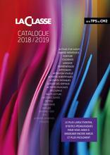 Le catalogue 2018-2019 des Editions LaClasse