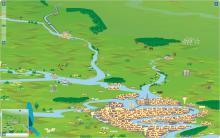 Un site interactif pour découvrir les territoires