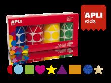 Développer sa créativité avec les gommettes APLI KIDS