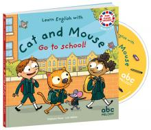 Cat and Mouse go to school!