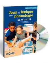 Jeux de lexique et de phonologie